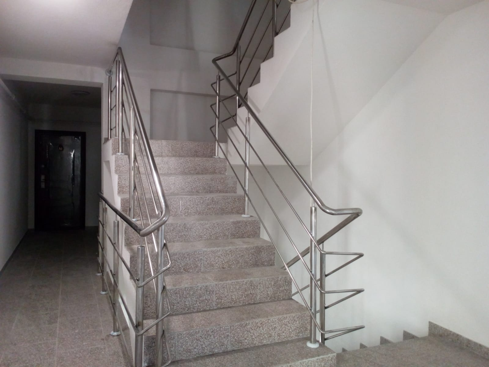 Balustrade din inox